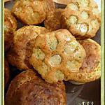 recette Muffins Bacon et Comté