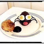 recette le choux araignée réglisse chocolat