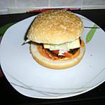 recette hamburger