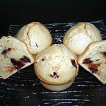 recette Muffins moelleux noisette & éclats de chocolat sans beurre