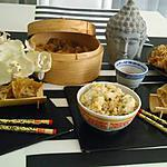 recette Gyozas Raviolis chinois au porc vapeur