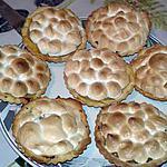 recette tartelettes au citron meringué