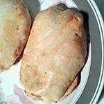 recette Feuilleté d'endive au jambon