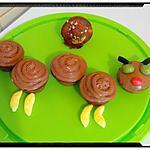 recette muffins banane honey camille la chenille carambar