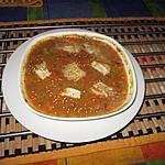 recette potage carottes, navet; poireau, céléri;  chévre