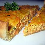 recette Tarte à la Carotte Épicée