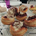 recette Bouchées italienne