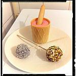 recette macaron balls et mousse Tagada ®