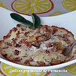 recette Gnocchi à la citrouille et patate douce