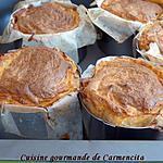 recette Moelleux au saumon frais