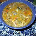 recette minestrone fruits de mer