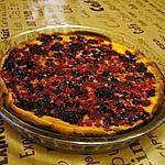 recette tarte aux fruits rouges