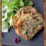 recette Cake aux oignons frits