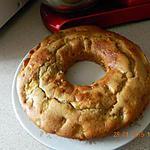 recette Gâteau pommes banane ricotta