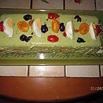 recette Mariage avocat/saumon en terrine