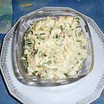 recette Mayonnaise a la moutarde de Meaux et ciboulette