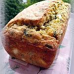 recette Cake à la feta & à la menthe
