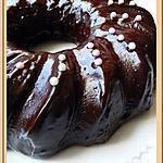 recette Gâteau tout choco