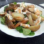 recette Salade pomme de terre