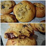 recette ~ Cookies aux pruneaux ~