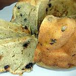recette Banana Bread / Cake à la Banane (pépites de chocolat)