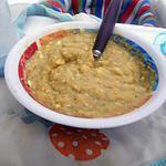 recette Purée bébé brocolis kirri