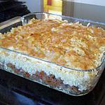 recette Gratin de quinoa au boeuf haché