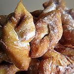 recette Bugnes Lyonnaises Moelleuses