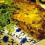 recette Flan Chavette (plat salé)