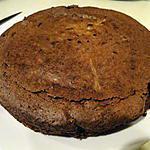 recette Gâteau au chocolat à l'anis étoilé et sa crème au café
