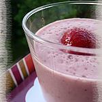 recette Smoothie au pain d'épices, aux fraises & aux figues