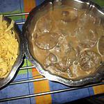recette langue de boeuf sauce poivre vert ,,   recette de la table lorraine d  amélie