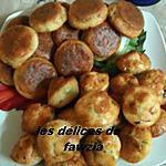 recette amuses bouches (amuses gueules)