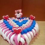 recette Coeurs en bonbons pour la Saint Valentin...