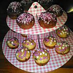 recette Cupcakes pépites de chocolat
