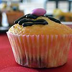 recette Cupcake aux smarties