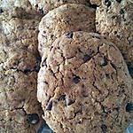 recette Cookies choco rapide