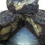 recette Gâteau tendre choco/pommes de Dine