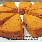 recette Flan au Potimarron