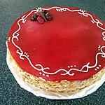 recette Bavarois fruits rouges