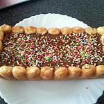 recette charlotte mousse chocolat