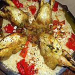 recette Couscous de caille