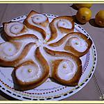recette Gâteau fondant citron et mascarpone