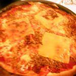 recette Pizza a la bolognaise