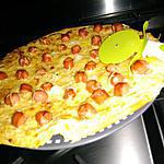 recette Pizza hot dog