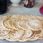recette Pancakes sans oeufs ni matières grasses