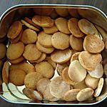 recette Sablés Croquants à l'Anis Avec Machine A Pain ( 60 petits sablés environ )