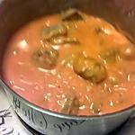 recette langues de porc sauces tomates
