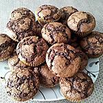 recette Muffin tout choco