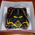 recette Gâteau Star Wars